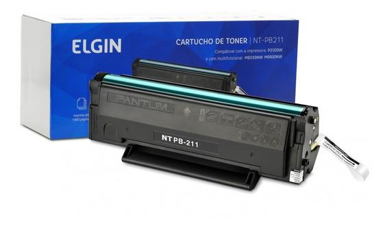 Toner Para Impressora A Laser Até 1600 Paginas Nt-pb211