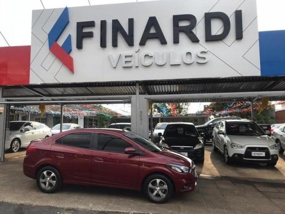 Prisma Ltz Automático 2018 Único Dono Finardi Veículos