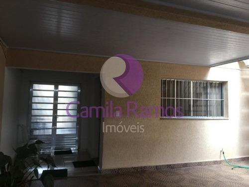 Imagem 1 de 9 de Casa Para Alugar Com 03 Dormitórios  (são 02 Casas No Mesmo Quintal), - Jardim Imperador, Suzano/sp. - Ca00560 - 68850747