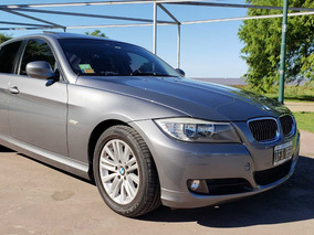 Bmw Serie 3 325 Sedan Active Manual 2009 101.000km Impecable
