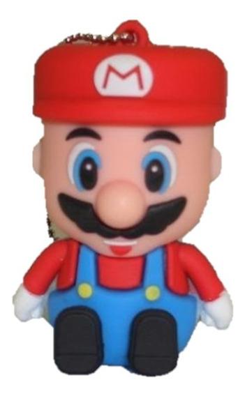 Pen Drive Mario Bros. - 8gb