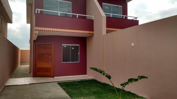 Casa Em Jardim Esperança, Cabo Frio/rj De 80m² 2 Quartos À Venda Por R$ 250.000,00 - Ca428842