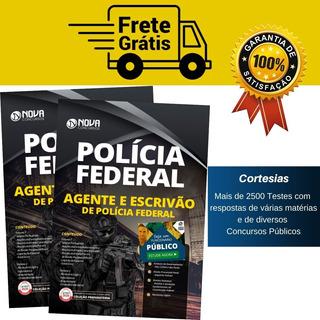 Apostila Pf - Agente E Escrivão De Polícia Federal