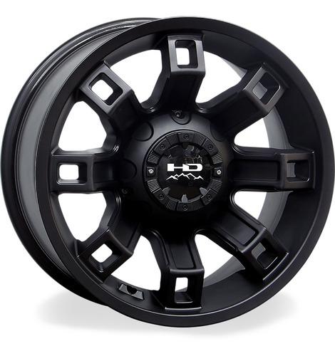 4 Roda Off Road 17 Hd 5x120 Vw Amarok V6 Extreme Or01 Raw