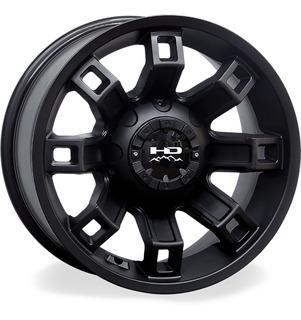 4 Roda Off Road 17 Hd 5x120 Vw Amarok V6 Extreme Or01 Raw Av