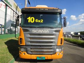 Scania 124 G 380 6x2 2010 , R440, P340,g 420, 6x2 G380 P360