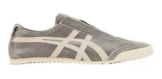 Onitsuka Tiger Couro Nippon Made In Japan Mexico Slip-on