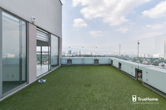 Be Grand En Renta Con Terraza Privada