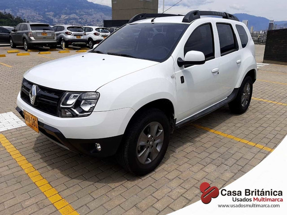 Renault Intens Duster Mecánico 4x4 Gasolina