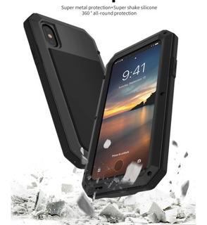 Case iPhone 6 6s Capa Blindada Anti-shock Resistente Preta