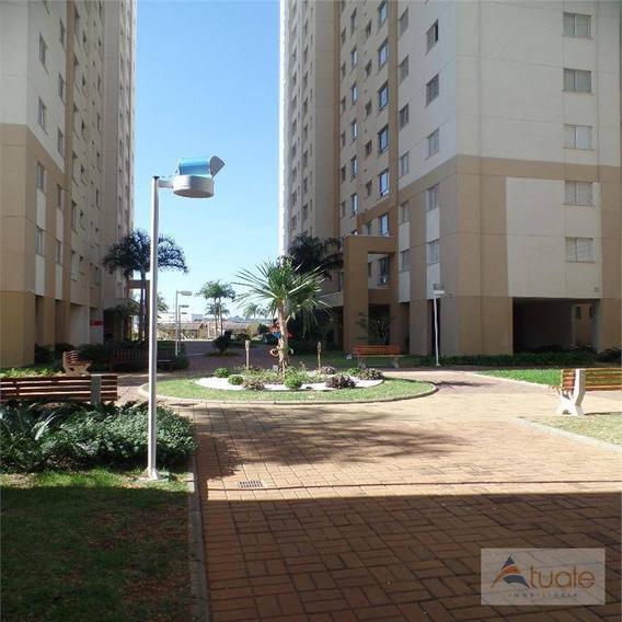 Apartamento Com 3 Dormitórios À Venda, 69 M² Por R$ 297.000,00 - Vila Santa Catarina - Americana/sp - Ap4402