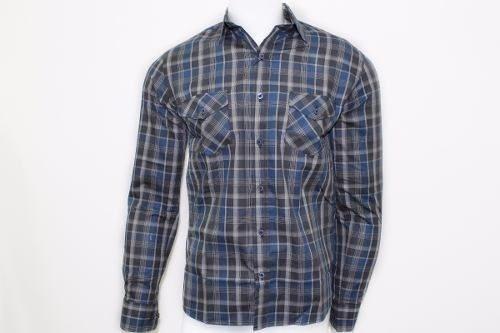 Camisa Social Xadrez Masculina Polo Wear Original P000050503