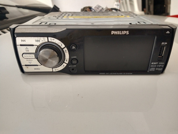 Dvd Automotivo Philips Ced320
