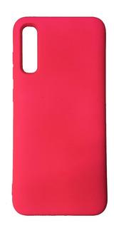 Funda Protector Carcasa Case Lisa Samsung A70 | Caribe Sur ®
