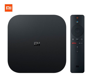Xiaomi Mi Box S 4k 2019 Android Tv Chromecast + Regalo Iptv