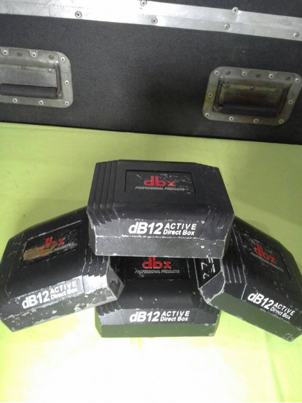 Cajas Directas Dbx Active Db12