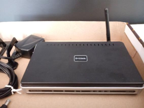 Roteador D Link Wbr-2310