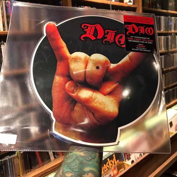 Dio Last In Line Live Vinilo Picture