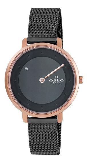 Relógio Oslo Oftsss9t0031 + Garantia De 1 Ano + Nf