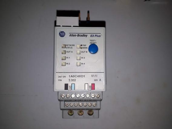Relé Eletronico Allen Bradley E3 Plus - 193-ec2ab