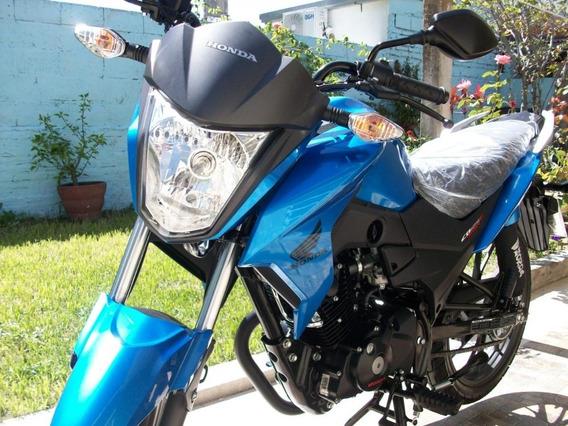 !!oportunidad Honda Twister 125 Cbf 2019 Casi Sin Uso =okm!!