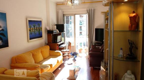 Apartamento Para Aluguel - Santa Cecília, 2 Quartos, 100 - 893086334