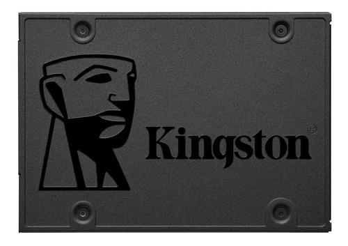 Imagen 1 de 4 de Disco Solido Kingston 240gb Ssd A400 Sata3 6 Gb/s