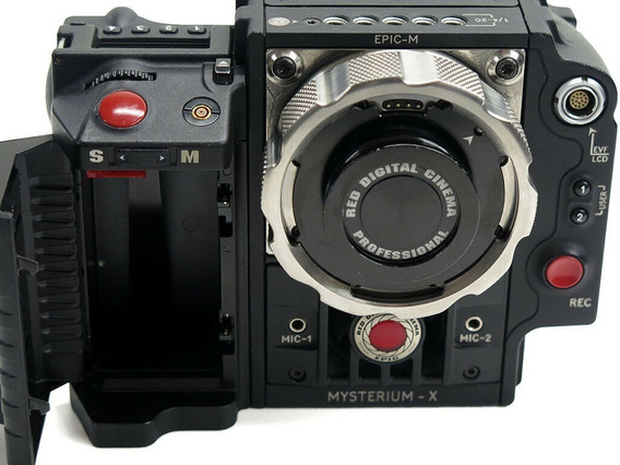 Red Epic-m 5k Cinema Camera Epic Mysterium-x Epic-x 4k Dsmc