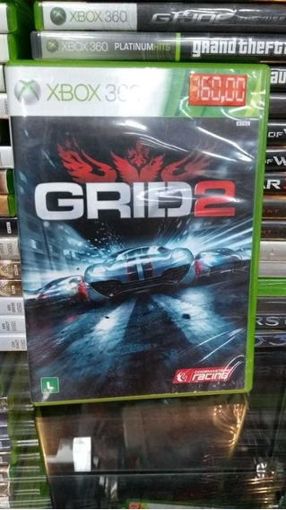 Grid 2 Xbox 360 (frete 18 Reais)
