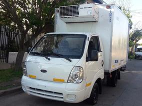 Camioneta Con Furgon Termico Y Equipo De Frio Kia K2700 2006
