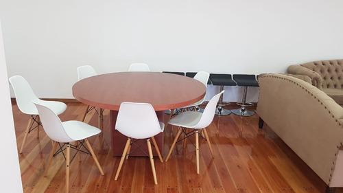 Alquiler Temp Consultorio Amoblado, Sin Garantia Ni Deposito