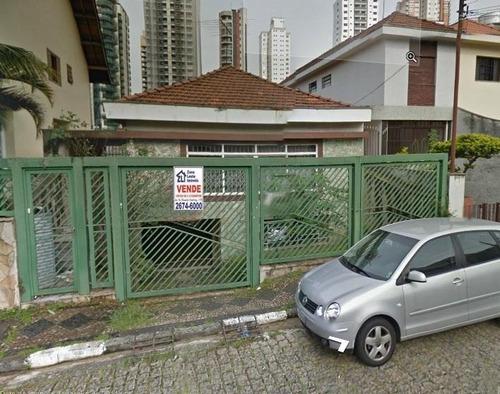 Casa Com 3 Dormitórios À Venda, 240 M² Por R$ 1.400.000,00 - Jardim Anália Franco - São Paulo/sp - Ca1552