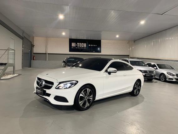 Mercedes-benz C 180 Coupé - Blindado