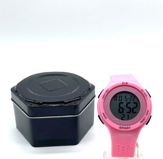 Relógio Feminino Esportivo Original Prova Dágua Academia