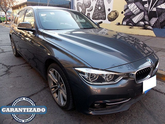 Bmw 320i Limousine 2.0 At 2017