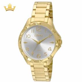 Relógio Condor Feminino Co2035ksj/4b Com Nf