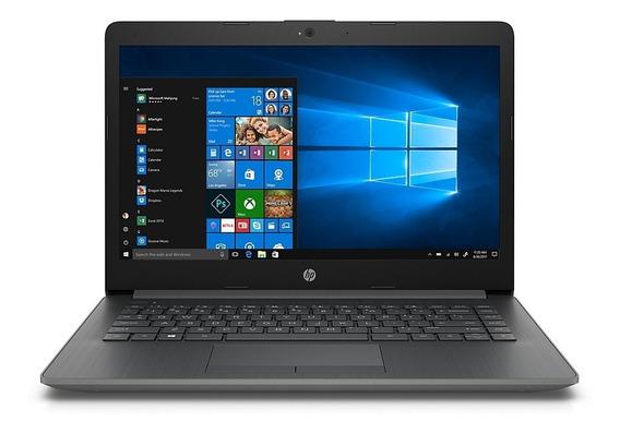 Laptop I3 Hp Notebook 14 Intel Ci3 4gb 1tb|14-ck0010la