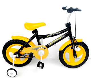 Bicicleta Rodado 12 Liberty Full Freno R12 Piñon Libre