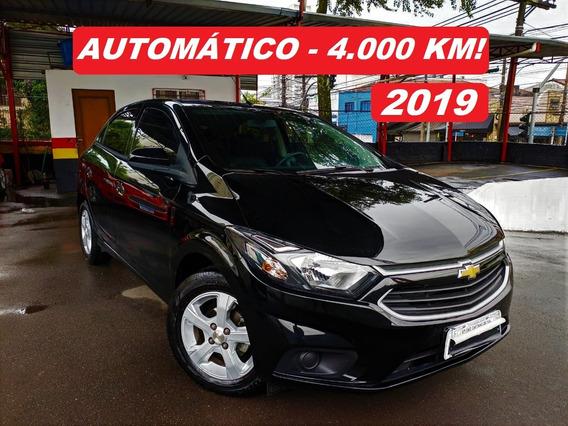 Gm Onix Automático 2019 - 4.000 Km