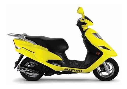 Imagem 1 de 1 de Suzuki Burgmam 125