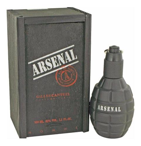 Perfume Original Guilles Cauntel Arsena - mL a $799