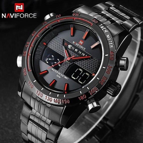 Relógios Masculinos Naviforce 9024