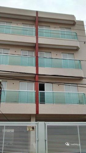 Apartamento Com 2 Dormitórios À Venda, 61 M² Por R$ 330.000,00 - Baeta Neves - São Bernardo Do Campo/sp - Ap0484