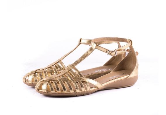 Zapatos Mujer Sandalias Ojotas Bajas Livianas Ojotas Cuero Vacuno