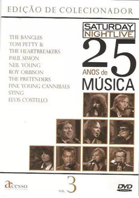 Saturday Nightlive 25 - Dvd |