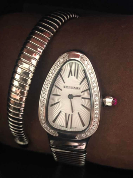 Relógio Serpente Bvlgari