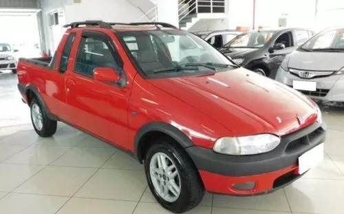 Fiat Strada 1.6 Working Ce 2p 2001