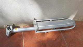 Portaequipaje Bicicleta- Aluminio