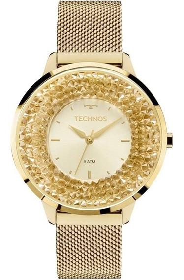 Relógio Technos Feminino 2035mlg/4x