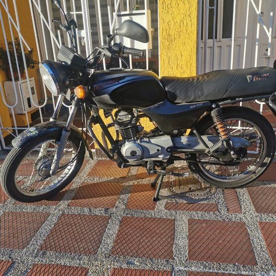 Vendo Moto Boxer 100cc